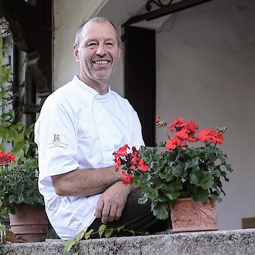 Gastgeber Gottfried Koller bringt Gleichgesinnte aus dem gesamten Alpenraum zusammen.