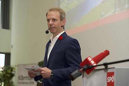 Andreas Sucher Kärnten Konferenz
