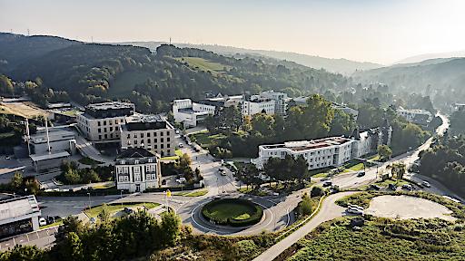Campus des IST Austria in Klosterneuburg