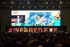 WeAreDevelopers World Congress - Eine der weltweit größten Entwicklerkonferenzen feiert erfolgreiches Debüt in Berlin (FOTO)