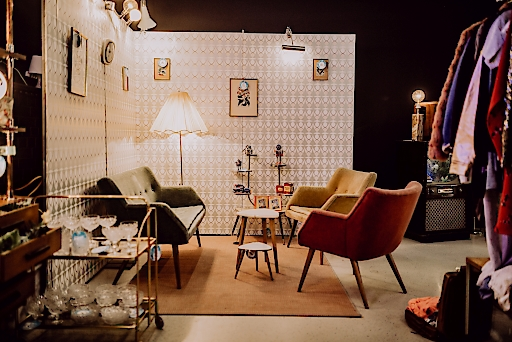 willhaben Vintage Wohnzimmer
