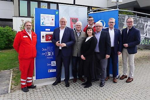 Defibrillator Allsportzentrum Eisenstadt