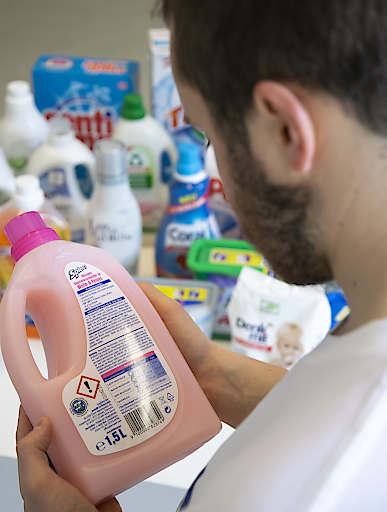 Waschmitteltest GLOBAL 2000