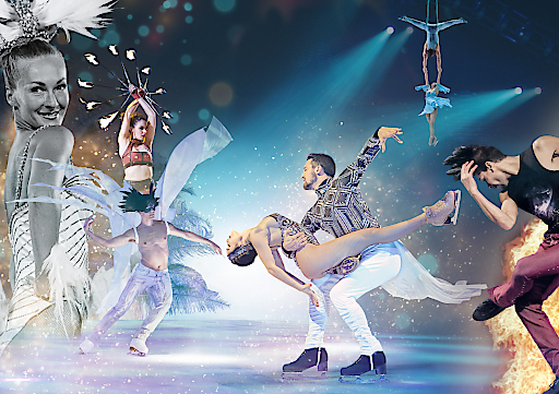 Holiday on Ice SHOWTIME Mi, 29.01.2020 - So, 09.02.2020 Wiener Stadthalle, Halle D
