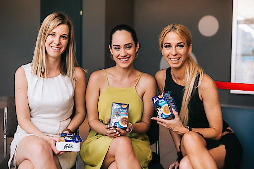 FELIX präsentierte sein neustes Produkt für kleine Racker: FELIX Soup