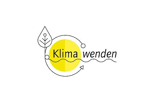 """Logo """"Klima wenden"""""""