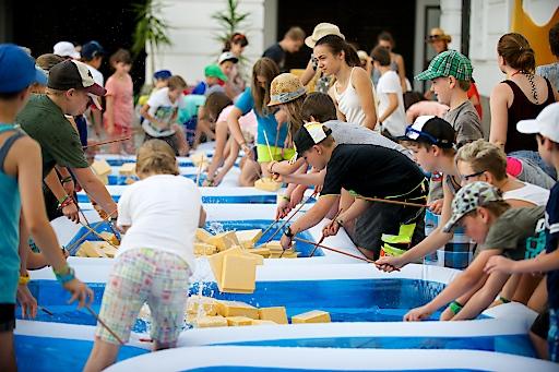 Das Kaleidio, das größte Jungschar- und Ministrant/innenlager Österreichs, findet vom 7.-13. Juli in Schwaz in Tirol statt.