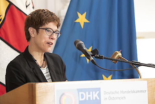 Deutsche Handelskammer in Österreich -DHK_Sommer-Matinee 2019 in der Residenz zu Salzburg Foto: DHK/Kolarik Andreas 29.06.2019