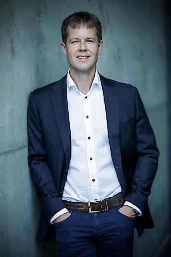 Lauri Lindgren, Geschäftsführer Amgen GmbH Österreich
