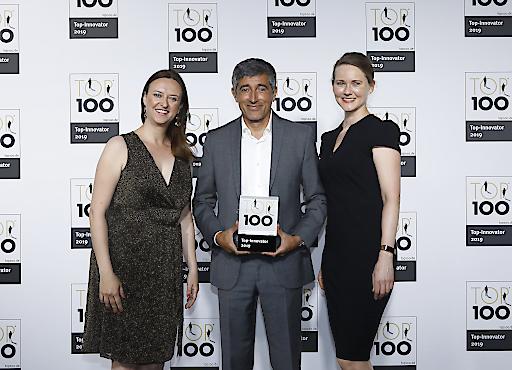 Bild: Auszeichnung: simpleshow gehört zu den TOP 100 ...