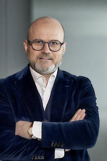 Gerhard Stübe, Geschäftsführer von Kongresskultur Bregenz und neuer Präsident des ACB
