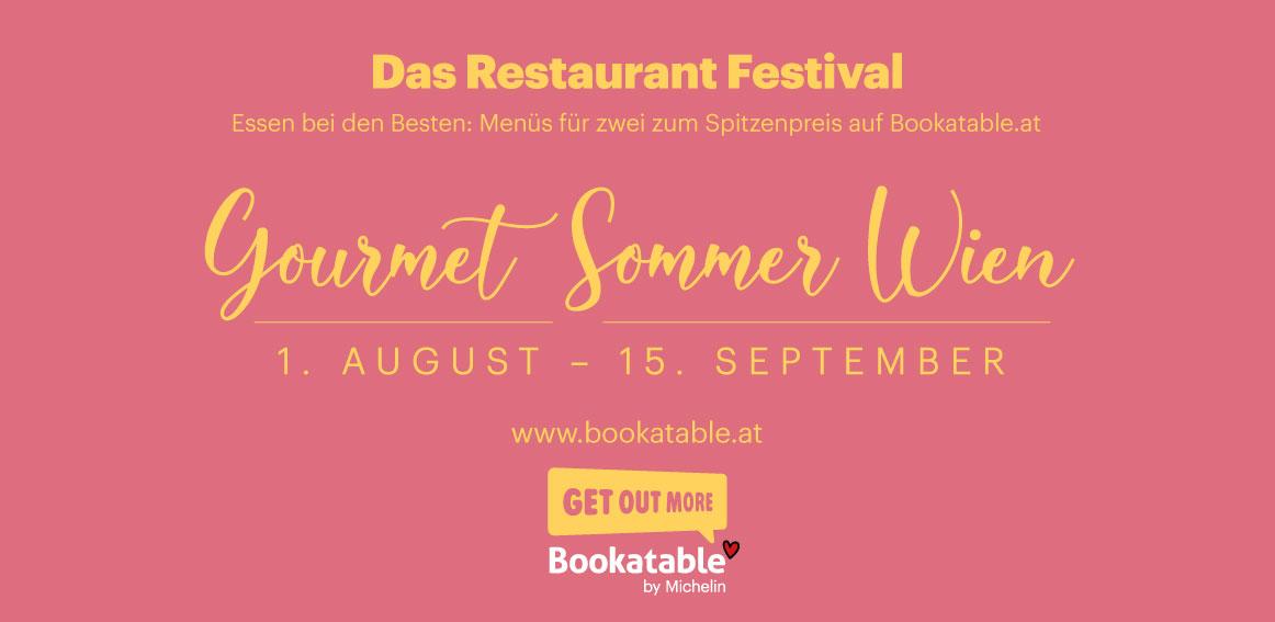 Pleasing Gourmet Sommer Wien Das Restaurant Festival Essen Bei Den Home Interior And Landscaping Eliaenasavecom