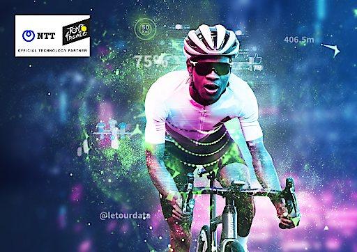 Der Tour de France-Veranstalter A.S.O. und NTT gehen für die nächsten fünf Jahre eine Technologiepartnerschaft ein