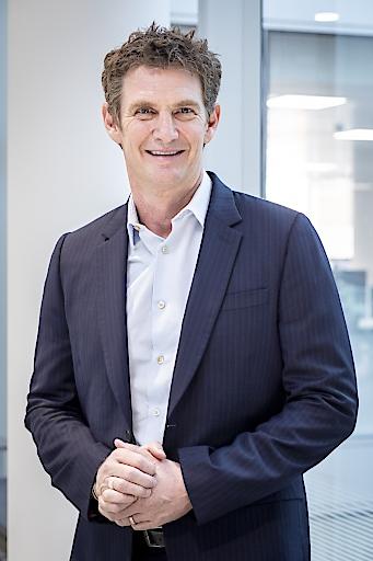 Jason Goodall, CEO der NTT Ltd