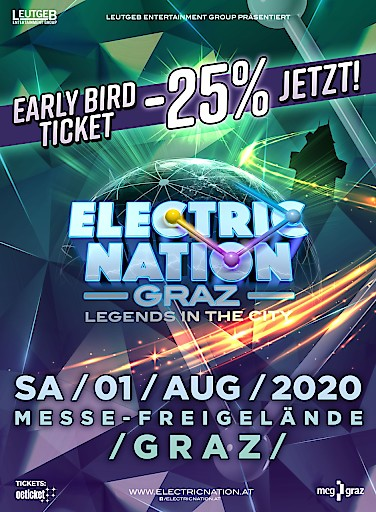 Artwork - Electric Nation 2020