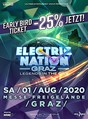Bild zu Electric Nation 2020 Graz