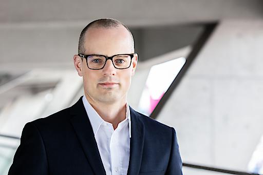 Volker Libovsky, 42, als Chief Technology & Information Officer (CTIO) von Magenta Telekom im Juli gestartet