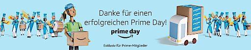 """Prime Day 2019 weltweit erfolgreicher als Black Friday und Cyber Monday zusammen. Weiterer Text über ots und www.presseportal.de/nr/8337 / Die Verwendung dieses Bildes ist für redaktionelle Zwecke honorarfrei. Veröffentlichung bitte unter Quellenangabe: """"obs/Amazon.de"""""""