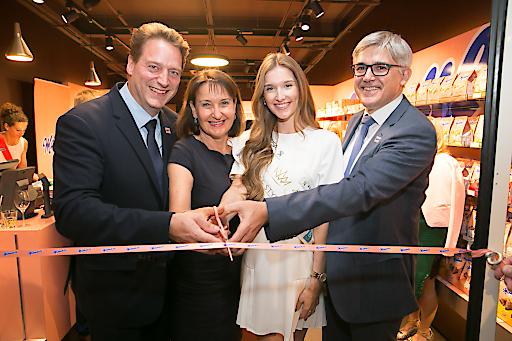 Manner Shop Eroeffnung, 18.07.2019, Murpark, Graz