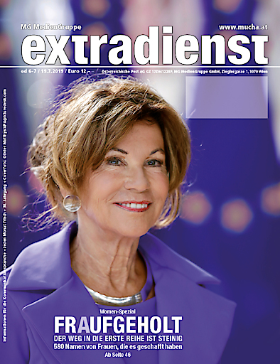 Cover ExtraDienst 6-7/2019