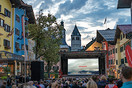 "Fulminanter Start zu ""Kino in der Stadt in Kitzbühel"