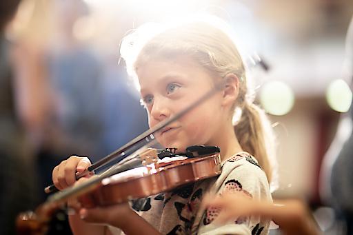 St. Johanner Kinderwoche, JoKiWo, Peter und der Wolf, Philharmonie Salzburg, Kongresshaus, St. Johann, 20190714, Salzburg, ©www.wildbild.at