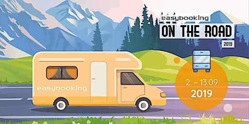 easybooking tourt mit dem Wohnmobil durch Österreich!