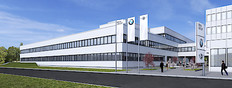 BMW Group Campus Salzburg