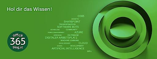 Auf der neugeschaffenen Community-Plattform www.office365blog.at gibt es die wichtigsten Trends und ExpertInnenmeinungen zum digitalen Arbeitsplatz der Zukunft.