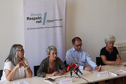 Pressekonferenz Checks and Balances