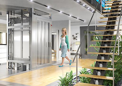 """""""Mit dem Gen2 Home ist nun eine sehr gute Verbindung der besten Eigenschaften des Aufzugs mit den notwendigen Anforderungen eines Privathaushalts im Angebot"""", erklärt DI Roman Teichert, Geschäftsführer Otis Österreich."""