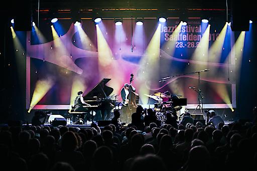 Viel Neues zum Jubiläum des 40. Int. Jazzfestival Saalfelden