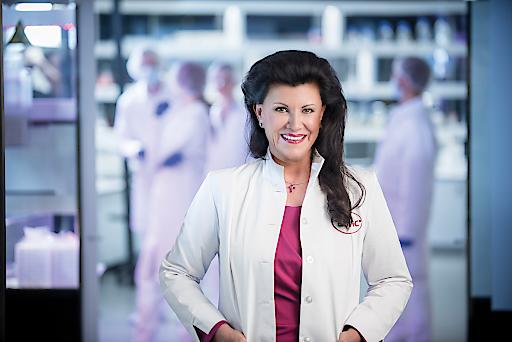 Frau Mag. Anita Frauwallner, Darmexpertin und Geschäftsführerin Institut AllergoSan