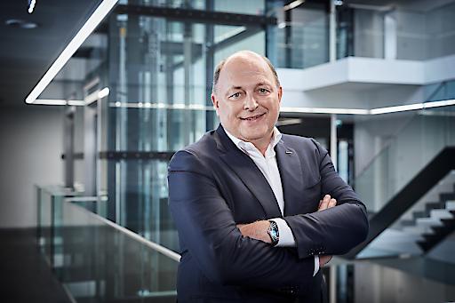 Andreas Klauser, respACT-Landeskoordinator für Salzburg und CEO der PALFINGER AG