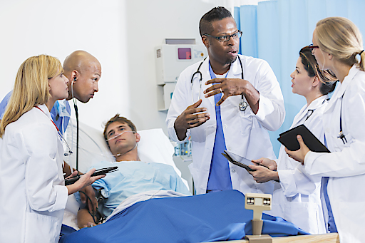 Medizinstudium im Spital