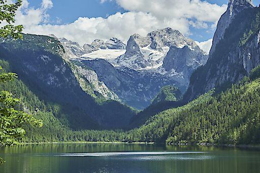 APA-DeFacto analysierte die Beliebtheit heimischer Berge auf der Social-Media-Plattform Instagram – Der Dachstein ist der Instagram-Star unter Österreichs Bergen.