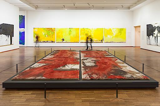 """Ausstellung """"NITSCH. Räume aus Farbe"""""""