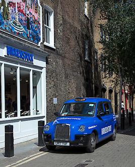 Birkenstock vergrößert seinen Fußabdruck im Herzen der britischen Modemetropole