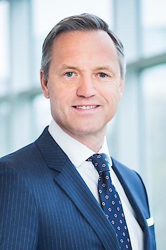 Prof. Dr. Robin Rumler, Geschäftsführer Pfizer Corporation Austria