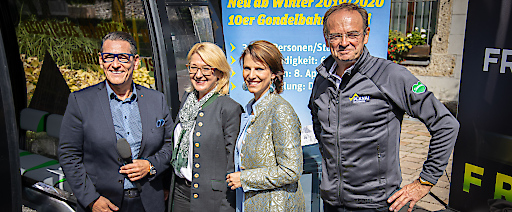 Pressekonferenz Skiopening Schladming 2019