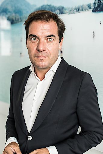 """Rainer Nowak, Chefredakteur, Herausgeber und Geschäftsführer der """"Presse"""". Credit: """"Die Presse"""" / Christine Pichler"""