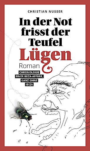 """Cover:""""In der Not frisst der Teufel Lügen"""""""