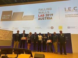 Falling Walls Lab Austria – Zweites Ticket nach Berlin in Alpbach vergeben
