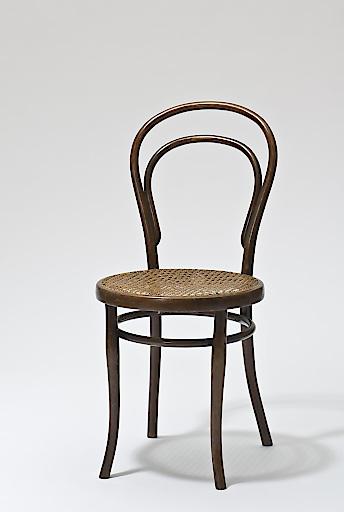 Gebrüder Thonet, Sessel, Modell Nr. 14, Wien, 1859 (Ausführung: 1890–1918)