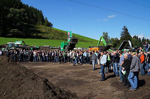 Internationaler Praktikertag Kompostierung