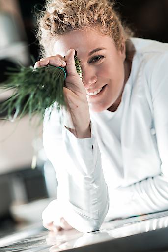 Ana Roš, die Köchin des Jahres 2017 zu Gast in Klagenfurt