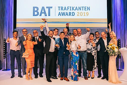 "British American Tobacco (BAT) verleiht ""Trafikanten Oscars"" 2019"