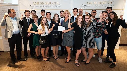 Amuse Bouche Finalisten 2019
