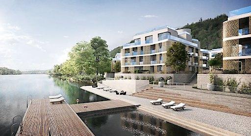 Projekt The Shore in 1190 Wien