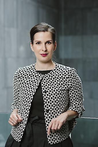 Portrait von Marie-Therese Hochwartner